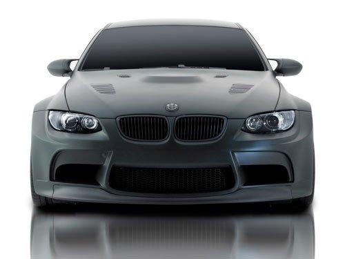 "BMW Vorsteiner GTR S3 M3 Widebody Coupe Archival Canvas Print (Rolled) 16"" x 12"""