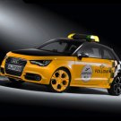 """Audi A1 Worthersee Tour Car Poster Print on 10 mil Archival Satin Paper 16"""" x 12"""""""