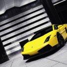 "Lamborghini BF Performance GT600 Archival Canvas Car Print (Rolled) 16"" x 12"""