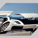 "GTA Spano Archival Canvas Car Print (Mounted) 16"" x 12"""