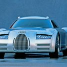 "Audi Rosemeyer Concept Archival Canvas Car Print (Rolled) 16"" x12"""