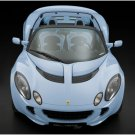 "Lotus Elise Club Racer Car Poster Print on 10 mil Archival Satin Paper 16"" x 12"""