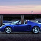 "Lotus Elise S Car Poster Print on 10 mil Archival Satin Paper 16"" x 12"""