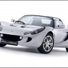 "Lotus Elise SC Car Poster Print on 10 mil Archival Satin Paper 16"" x 12"""