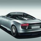 "Audi e-tron Spyder Concept Car Poster Print on 10 mil Archival Satin Paper 16"" x 12"""