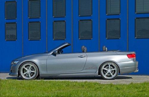 "AC Schnitzer BMW S3 Cabrio Car Poster Print on 10 mil Archival Satin Paper 16"" x 12"""