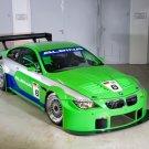"Alpina BMW B6 GT3 Concept Car Poster Print on 10 mil Archival Satin Paper 16"" x 12"""