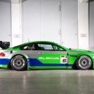 "Alpina BMW B6 GT3 Concept Car Poster Print on 10 mil Archival Satin Paper 16"" x 12"""