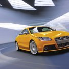 "Audi TTS Coupe 2011 Car Poster Print on 10 mil Archival Satin Paper 16"" x 12"""