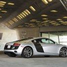 """Audi R8 V10 2010 Car Poster Print on 10 mil Archival Satin Paper 16"""" x 12"""""""