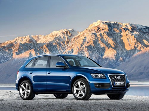 "Audi Q5 Car Poster Print on 10 mil Archival Satin Paper 16"" x 12"""