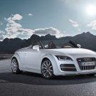 """Audi TT ClubSport Quattro Car Poster Print on 10 mil Archival Satin Paper 16"""" x 12"""""""