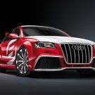 """Audi A3 TDI Clubsport Quattro Car Poster Print 20"""" x 15"""""""