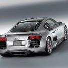 """Audi R8 V12 TDI Car Poster Print on 10 mil Archival Satin Paper 20"""" x 15"""""""
