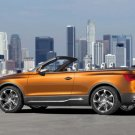 "Audi Cross Cabriolet Quattro Car Poster Print on 10 mil Archival Satin Paper 20"" x 15"""