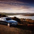 """Bentley Arnage Car Poster Print on 10 mil Archival Satin Paper 20"""" x 15"""""""