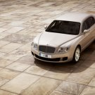 """Bentley Continental Flying Spur Car Poster Print 16"""" X 12"""""""