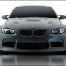 "BMW Vorsteiner GTR S3 M3 Widebody Coupe Car Poster Print on 10 mil Archival Satin Paper6 16"" x 12"""