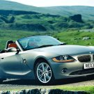 "BMW Z4 2.5i Car Poster Print on 10 mil Archival Satin Paper 16"" x 12"""