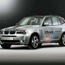 "BMW X3 EfficientDynamics Car Poster Print on 10 mil Archival Satin Paper 16"" x 12"""