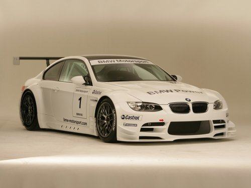 "BMW M3 Race Version Car Poster Print on 10 mil Archival Satin Paper 16"" x 12"""