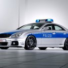 "Brabus Rocket Police Car Poster Print on 10 mil Archival Satin Paper 20"" x 15"""