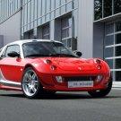 "Brabus Smart Roadster Coupe V6 BiTurbo Car Poster Print 16"" x 12"""