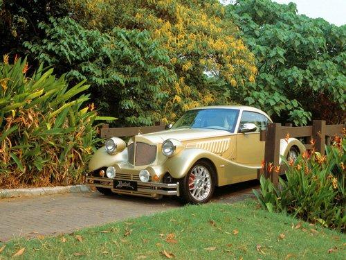 "Bufori MK III La Joya Car Poster Print on 10 mil Archival Satin Paper 16"" x 12"""
