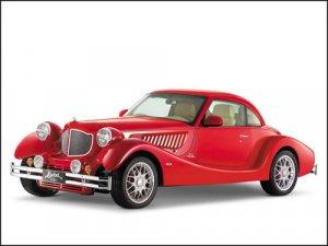 "Bufori MK III La Joya Car Poster Print on 10 mil Archival Satin Paper 20' x 15"""