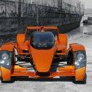 "Caparo  T1 Car Poster Print on 10 mil Archival Satin Paper 16"" x 12"""