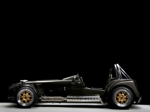 """Caterham Seven RS Performance Car Poster Print on 10 mil Archival Satin Paper 20"""" x 15"""""""