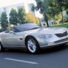 "Chrysler Hemi C Convertible Car Poster Print on 10 mil Archival Satin Paper 16"" x 12"""