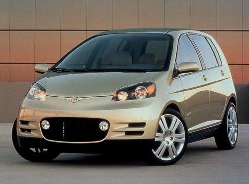 "Chrysler Java Concept Car Poster Print on 10 mil Archival Satin Paper 16"" x 12"""
