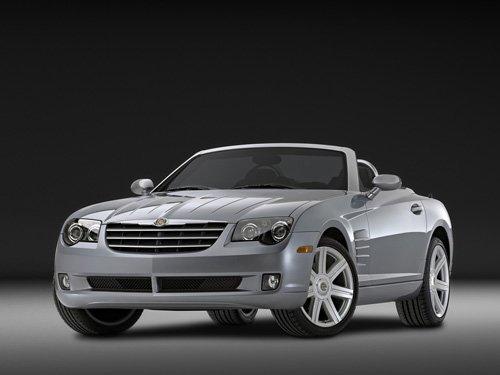 "Chrysler CrossFire Roadster Car Poster Print on 10 mil Archival Satin Paper 20"" x 15"""