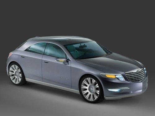 "Chrysler Nassau Concept Car Poster Print on 10 mil Archival Satin Paper 16"" x 12"""