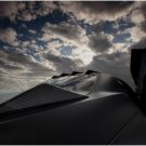 "Dodge Air Force Challenger Vapor Car Poster Print on 10 mil Archival Satin Paper 16"" x 12"""