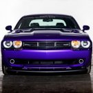 "Dodge Challenger SMS 570 Concept Car Poster Print on 10 mil Archival Satin Paper 16"" x 12"""