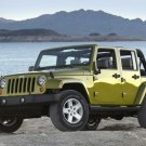 """Jeep Wrangler Unlimited Car Poster Print on 10 mil Archival Satin Paper 16"""" x 12"""""""