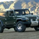 """Jeep Gladiator Concept Car Poster Print on 10 mil Archival Satin Paper 20"""" x 15"""""""