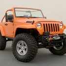 """Jeep Rubicon King Car Poster Print on 10 mil Archival Satin Paper 20"""" x 15"""""""
