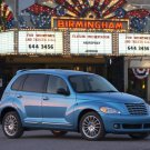 "PT Cruiser Car Poster Print on 10 mil Archival Satin Paper 16"" x 12"""