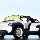 "Citroen Lacoste Concept Car Poster Print on 10 mil Archival Satin Paper 16"" x 12"""