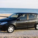 "Dacia Logan Sandero Car Poster Print on 10 mil Archival Satin Paper 16"" x 12"""