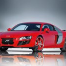 "ABT Audi R8 V10 Car Poster Print on 10 mil Archival Satin Paper 20"" x 15"""