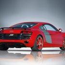 "ABT Audi R8 V10 Car Poster Print on 10 mil Archival Satin Paper 20"" x 15"""