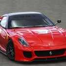 """Ferrari 599XX Car Poster Print on 10 mil Archival Satin Paper 16"""" x 12"""""""