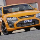 "FPV Falcon F6 Ute Car Poster Print on 10 mil Archival Satin Paper 16"" x 12"""