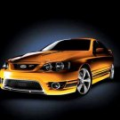 """FPV BF MkII GT Car Poster Print on 10 mil Archival Satin Paper 16"""" x 12"""""""