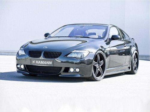 "Hamann BMW 6 Series Car Poster Print on 10 mil Archival Satin Paper 16"" x 12"""