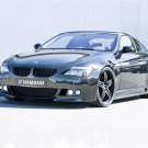 "Hamann BMW 6 Series Car Poster Print on 10 mil Archival Satin Paper 16"" x 12"""